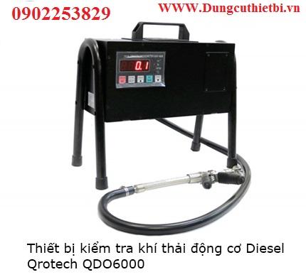 Thiết bị kiểm tra khí xả động cơ diesel